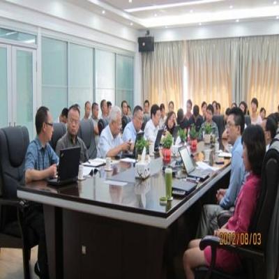 磷产品事业部对各公司进行年中期考核